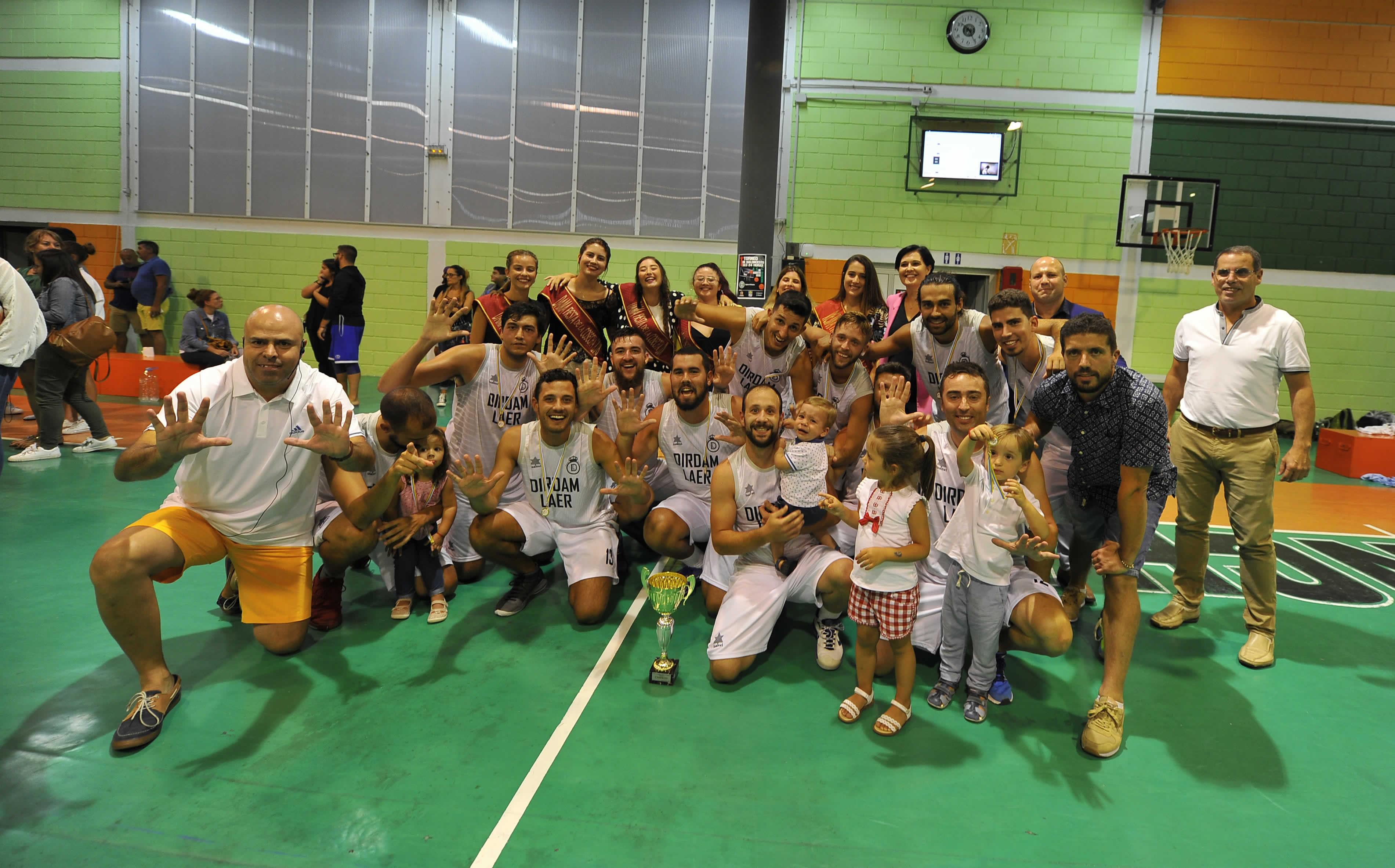 Gran final del Torneo de Verano de Baloncesto de La Guancha en su XXXV edición