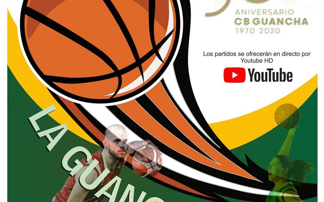 Regresa el Torneo de Verano de Baloncesto a La Guancha cumpliendo 37 ediciones tras la parada obligatoria de 2020
